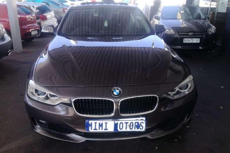 BMW 3 Series 320i F20 2013