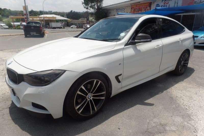 BMW 3 Series 320i GT auto 2016