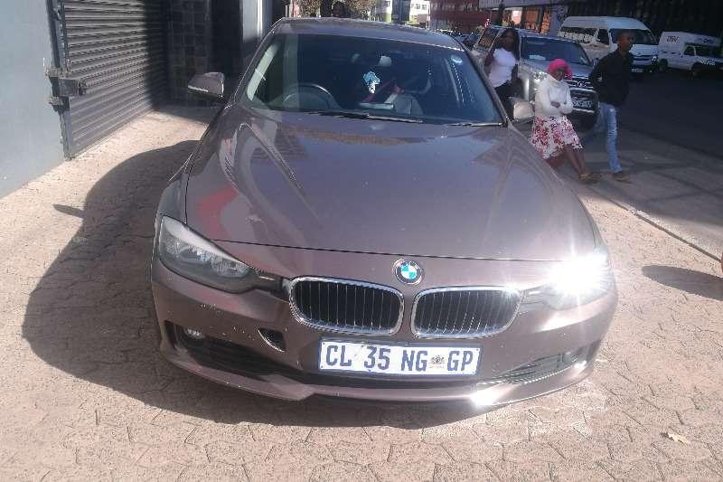 BMW 3 Series 320i GT Luxury Line auto 2013