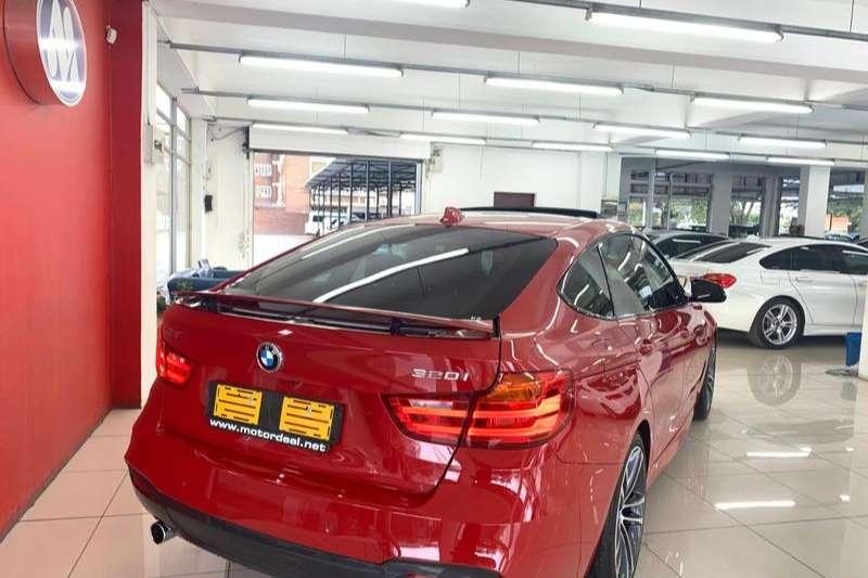 BMW 3 Series 320i GT M Sport auto 2013