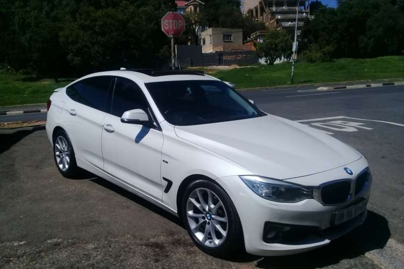 BMW 3 Series 320i GT M Sport auto 2014