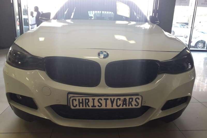 BMW 3 Series 320i GT M Sport sports auto 2016