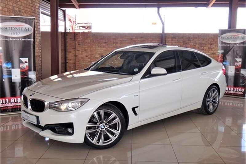 BMW 3 Series 320i GT Sport auto 2013