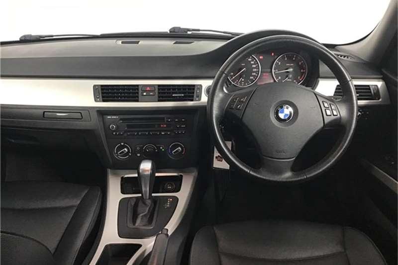 BMW 3 Series 320i Individual steptronic 2011