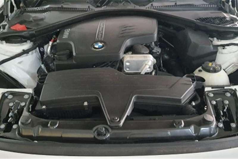 2014 BMW 3 Series 320i Individual steptronic
