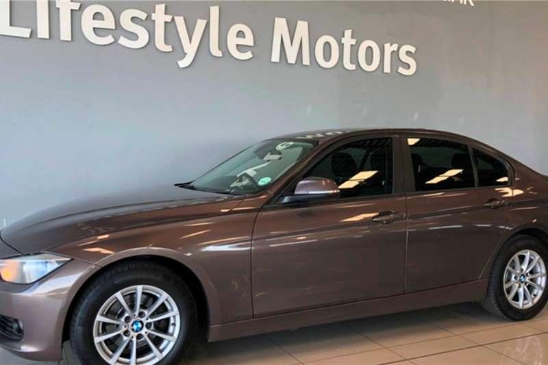 Used 2012 BMW 3 Series 320i Luxury auto