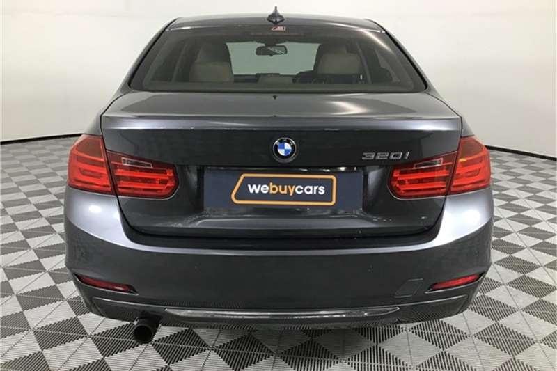 BMW 3 Series 320i Luxury auto 2014