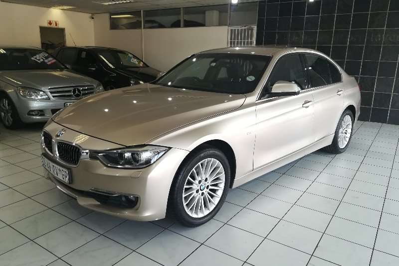 BMW 3 Series 320i Luxury F30  (One owner) 2013