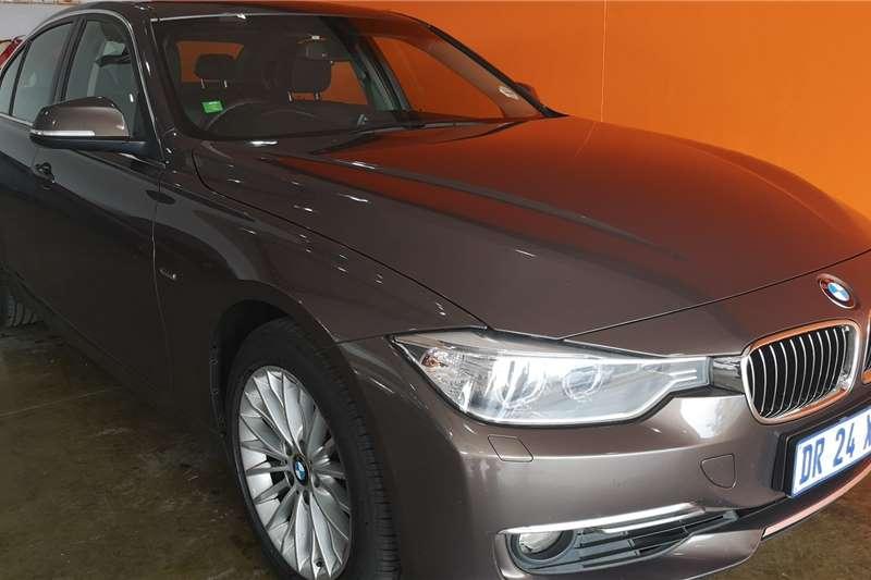 BMW 3 Series 320i Luxury Line 2014