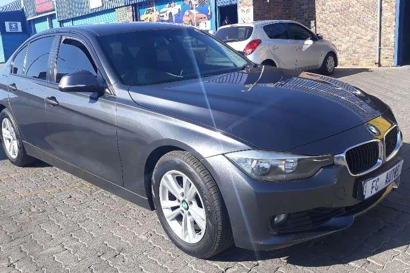 Used 2012 BMW 3 Series 320i Luxury Line auto