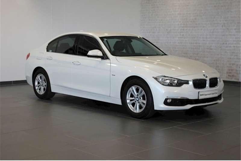 BMW 3 Series 320i Luxury Line auto 2017