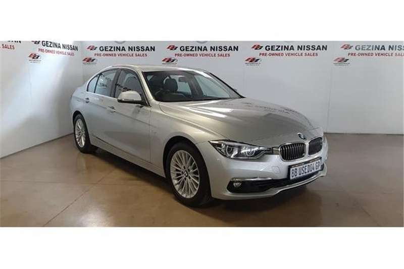 BMW 3 Series 320i Luxury Line auto 2018