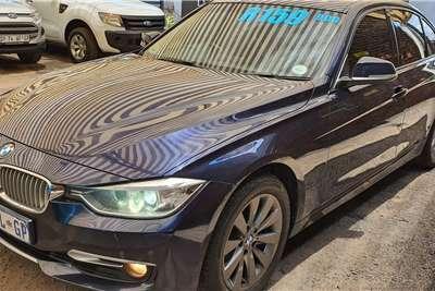BMW 3 Series 320i Luxury Line sports auto 2013