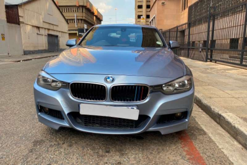 BMW 3 Series 320i M Performance Edition 2014