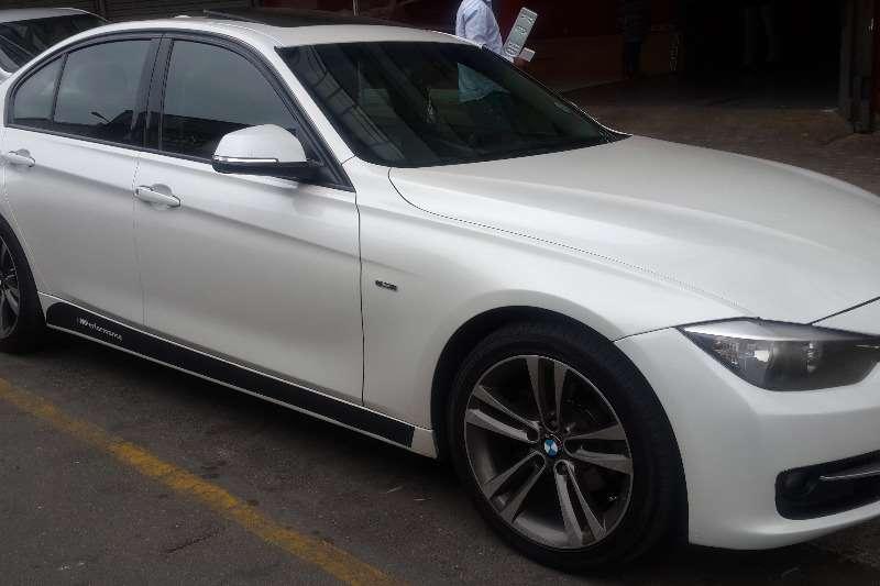 Used 2013 BMW 3 Series 320i M Performance Edition sports auto