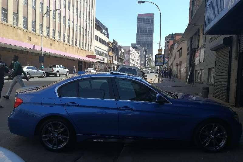 BMW 3 Series 320i M Performance Edition sports auto 2014