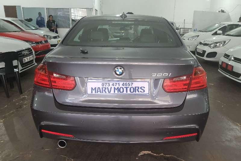 Used 2016 BMW 3 Series 320i M Performance Edition sports auto