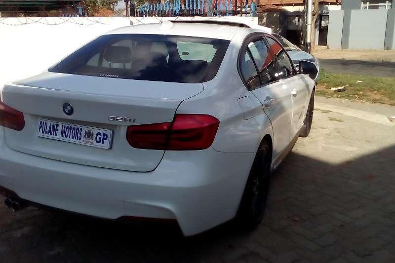 Used 2017 BMW 3 Series 320i M Performance Edition sports auto