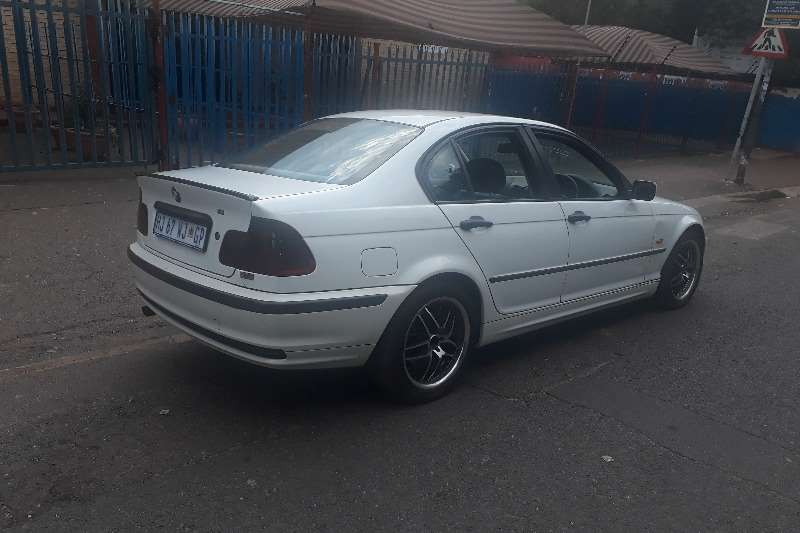 BMW 3 Series 320i M Sport 2004