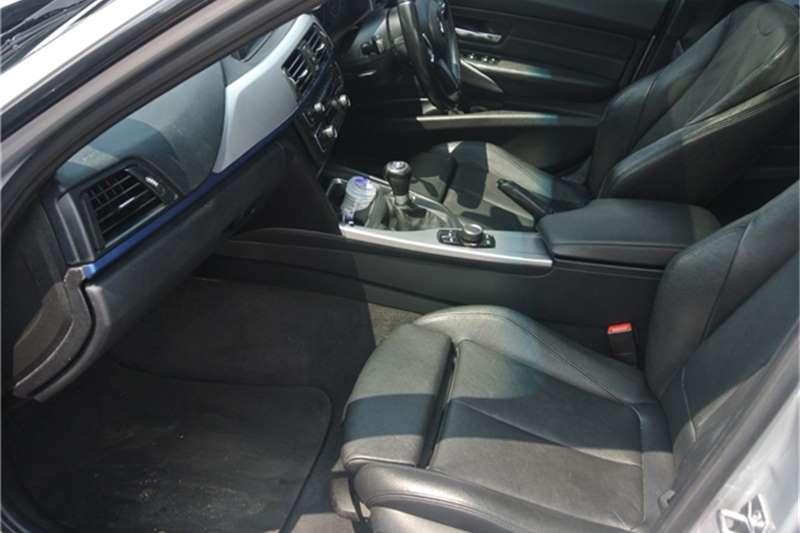 BMW 3 Series 320i M Sport 2013
