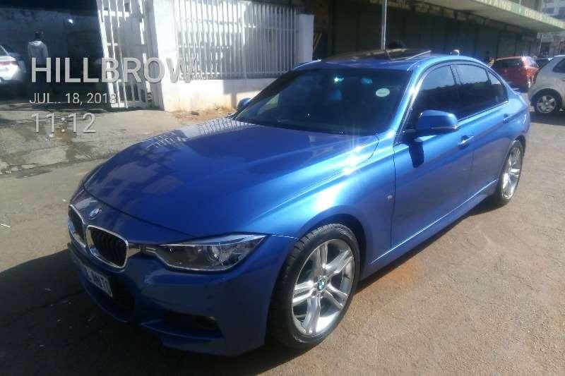 BMW 3 Series 320i M Sport 2014