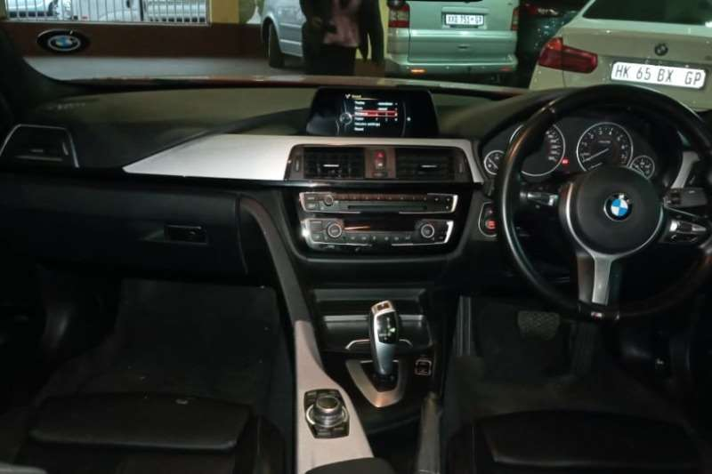 Used 2017 BMW 3 Series 320i M Sport