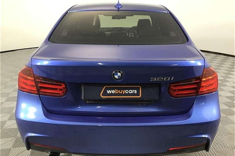 BMW 3 Series 320i M Sport auto 2012