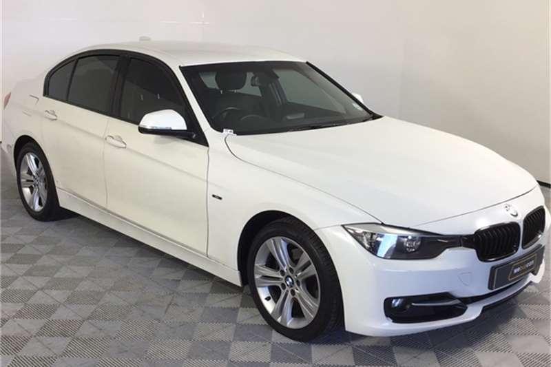 2012 BMW 3 Series 320i M Sport auto