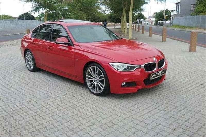BMW 3 Series 320i M Sport Auto 2013