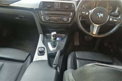 Used 2013 BMW 3 Series 320i M Sport auto