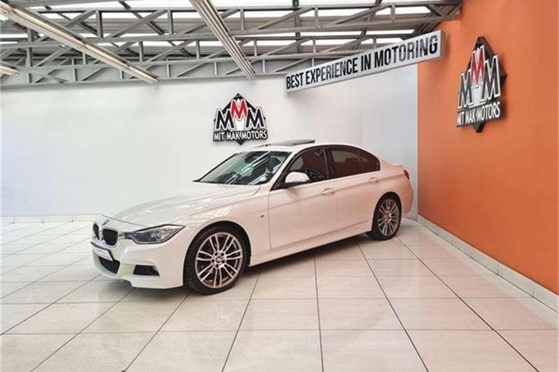 Used 2014 BMW 3 Series 320i M Sport auto