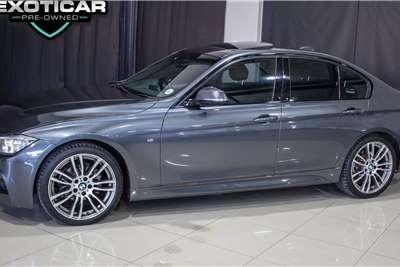 Used 2015 BMW 3 Series 320i M Sport auto