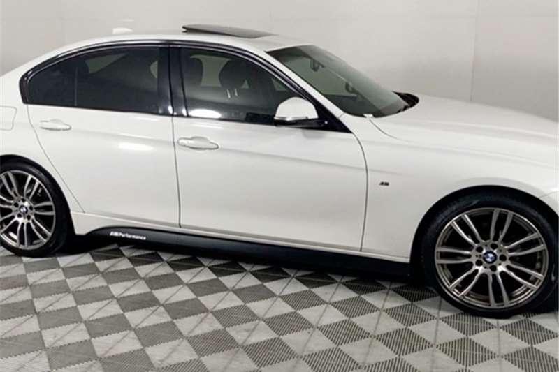Used 2016 BMW 3 Series 320i M Sport auto