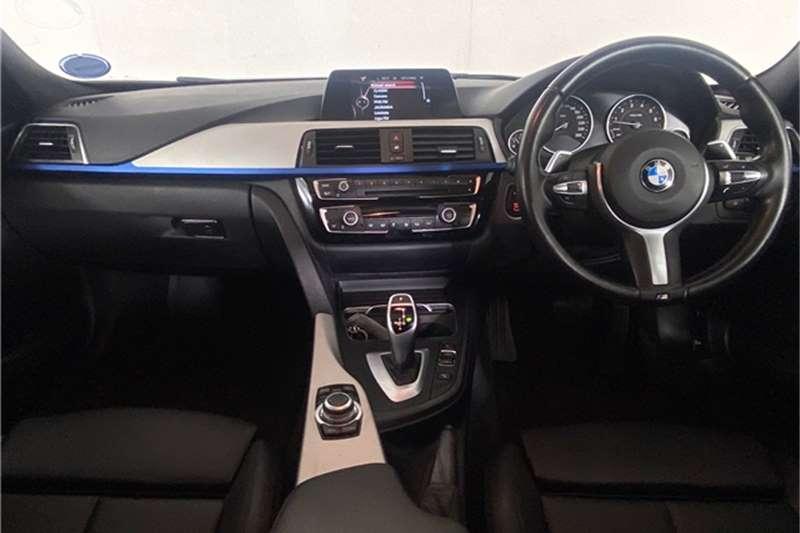 2017 BMW 3 Series 320i M Sport auto