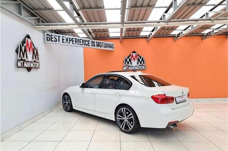 Used 2017 BMW 3 Series 320i M Sport auto
