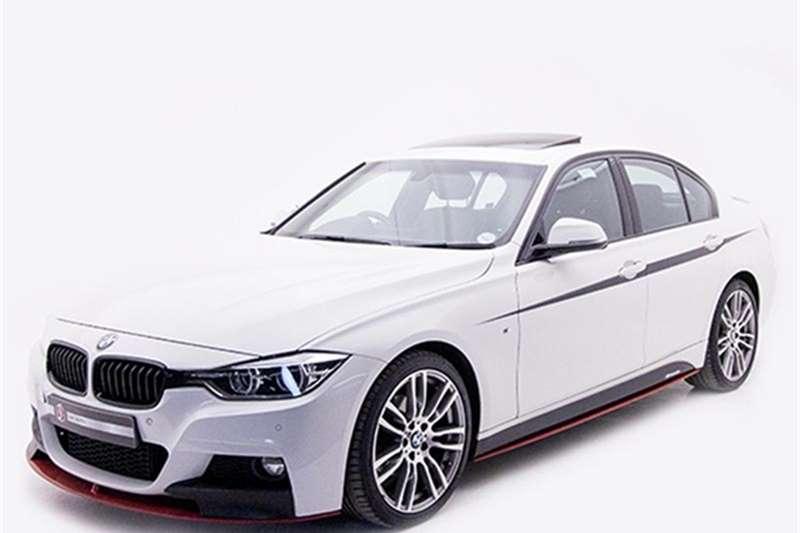 BMW 3 Series 320i M Sport auto 2018