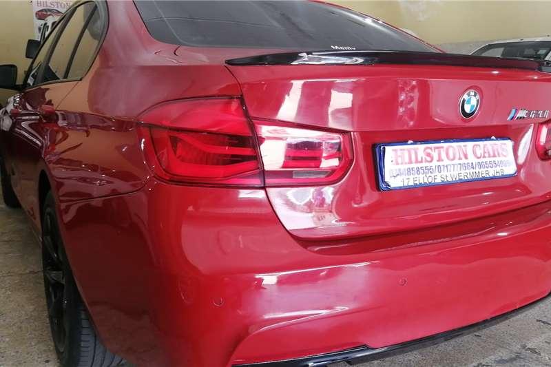 Used 2018 BMW 3 Series 320i M Sport auto