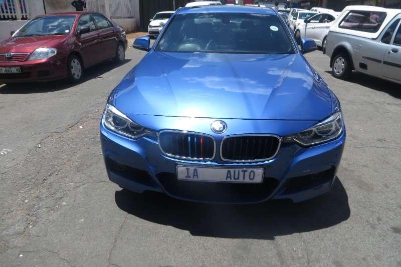 BMW 3 Series 320i M Sport sports auto 2013