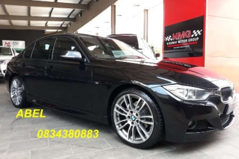 BMW 3 Series 320i M Sport sports auto 2014