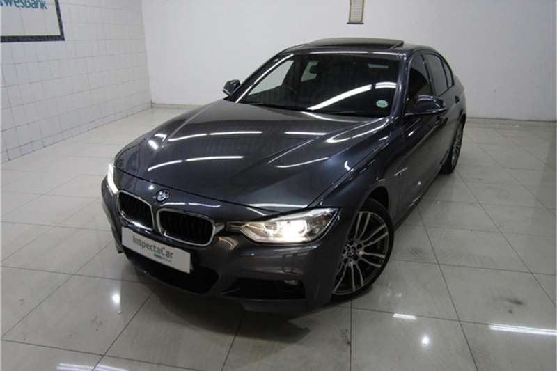 BMW 3 Series 320i M Sport Sports Auto 2015
