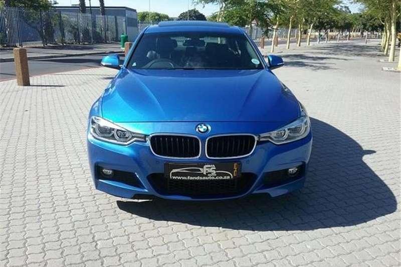 BMW 3 Series 320i M Sport Sports Auto 2016