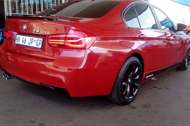 BMW 3 Series 320i M Sport sports auto 2018