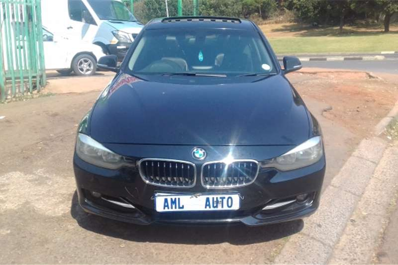BMW 3 Series 320i M Sport steptronic 2012