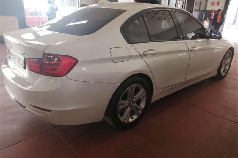 Used 2012 BMW 3 Series 320i M Sport steptronic