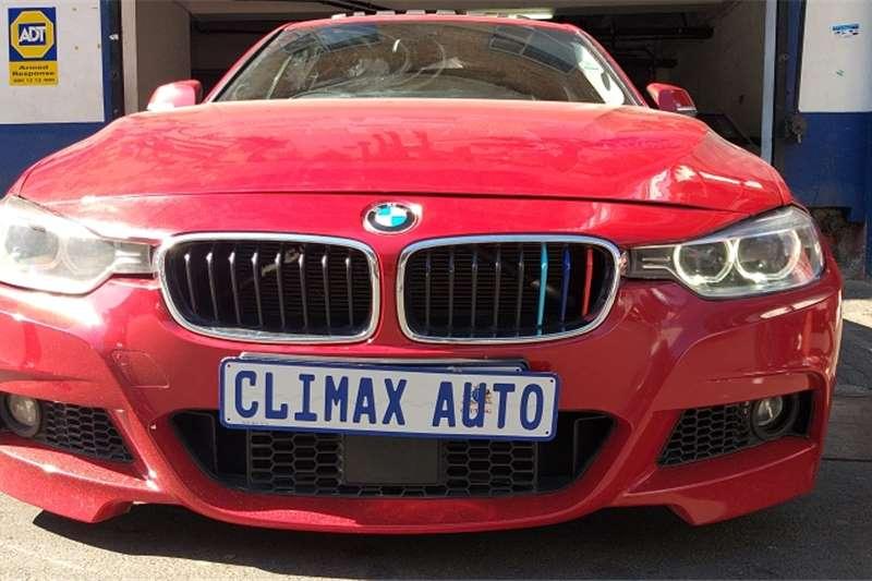 BMW 3 Series 320i M Sport steptronic 2013