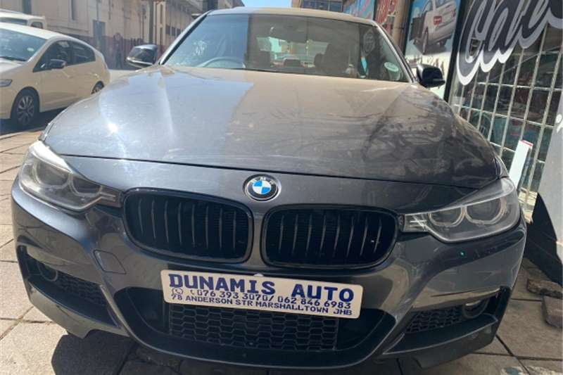 BMW 3 Series 320i M Sport steptronic 2013