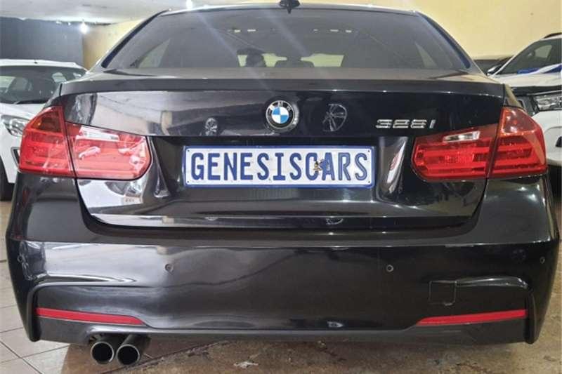 Used 2013 BMW 3 Series 320i M Sport steptronic
