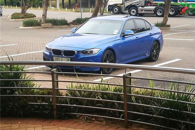 BMW 3 Series 320i M Sport steptronic 2014
