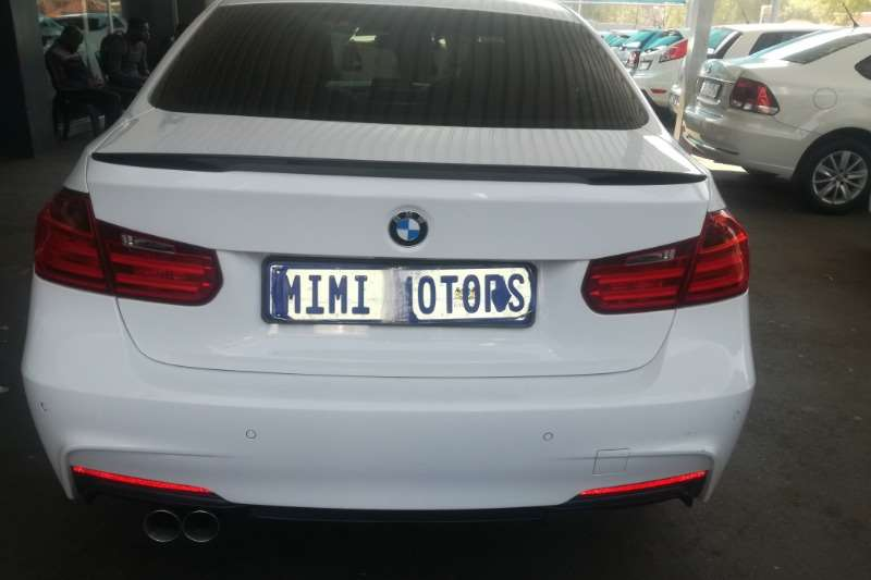 BMW 3 Series 320i msport 2014