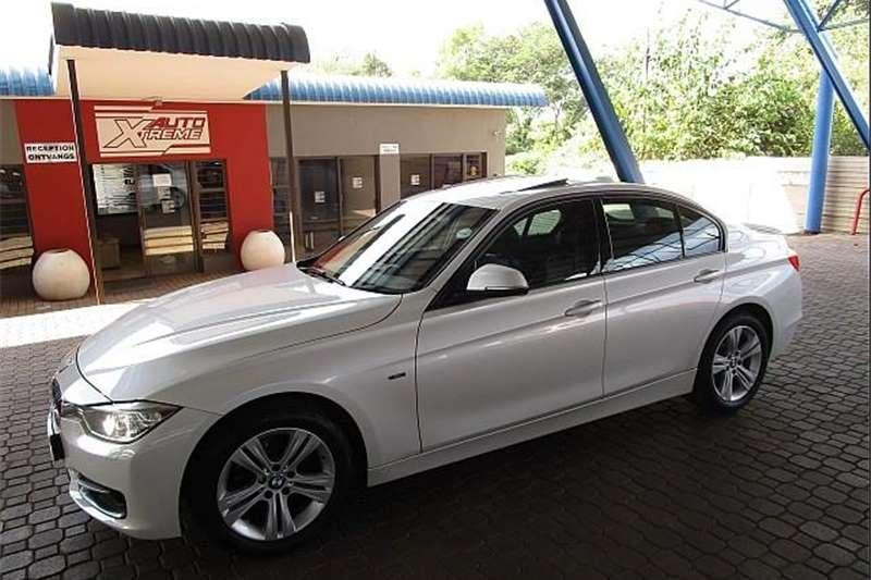 BMW 3 Series 320i Sport 2013